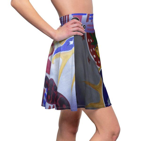 artwork skirt